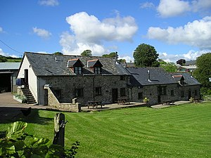 English: Holiday Cottages