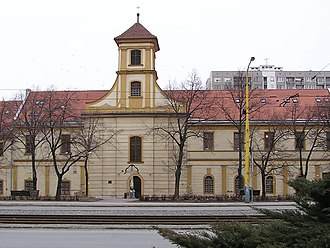 Košice-Juh - Image: Holy Spirit Church 1