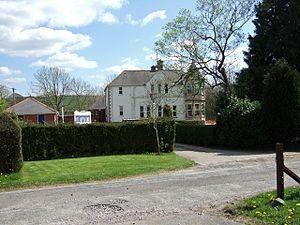 Holywell, Dorset - Image: Holywell House geograph.org.uk 405789