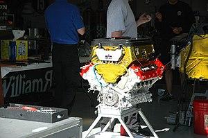 INDYCAR - Image: Honda Indy V8