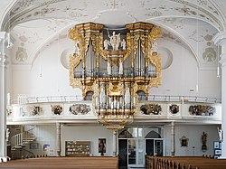 Horb (Neckar), Stiftskirche Heilig Kreuz, Orgel (5).jpg