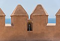 Horizon créneaux Alcazaba, Almeria, Spain.jpg