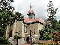 Houghton Memorial Chapel - Wellesley College - DSC09615.JPG