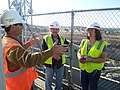 House of Rep. staff member visits Folsom Dam Project (8123409705).jpg