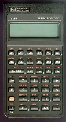 hp 32s wikipedia rh it wikipedia org HP-32S with Recessed Display hp 32sii user manual pdf