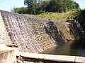 Hráz přehrady Naděje.JPG