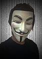 Htoo Wunna Ko Ko , Silent Slayer , Hacker , Cracker , Guy Fawkes Mask , Anonymous Mask.jpg