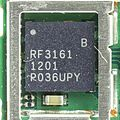 Huawei E367, O2 Surfstick Plus - RF Micro Devices RF3161-8486.jpg