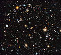 Hubble's colourful view of the Universe.jpg