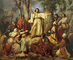 Karl Friedrich Lessing: The Hussite Sermon