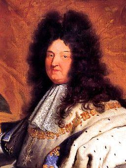 Hyacinthe Rigaud- Louis XIV; Roi de France