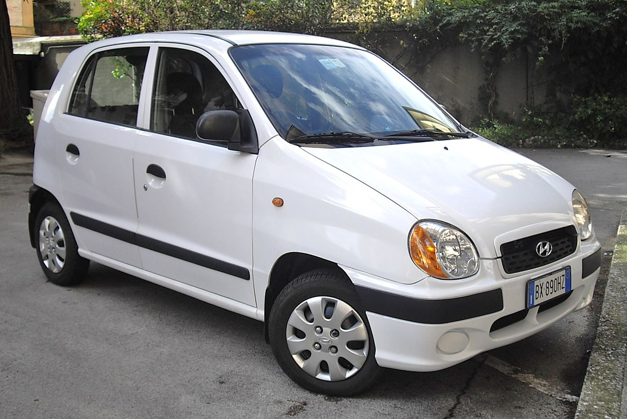 Santro Car Price In Pune