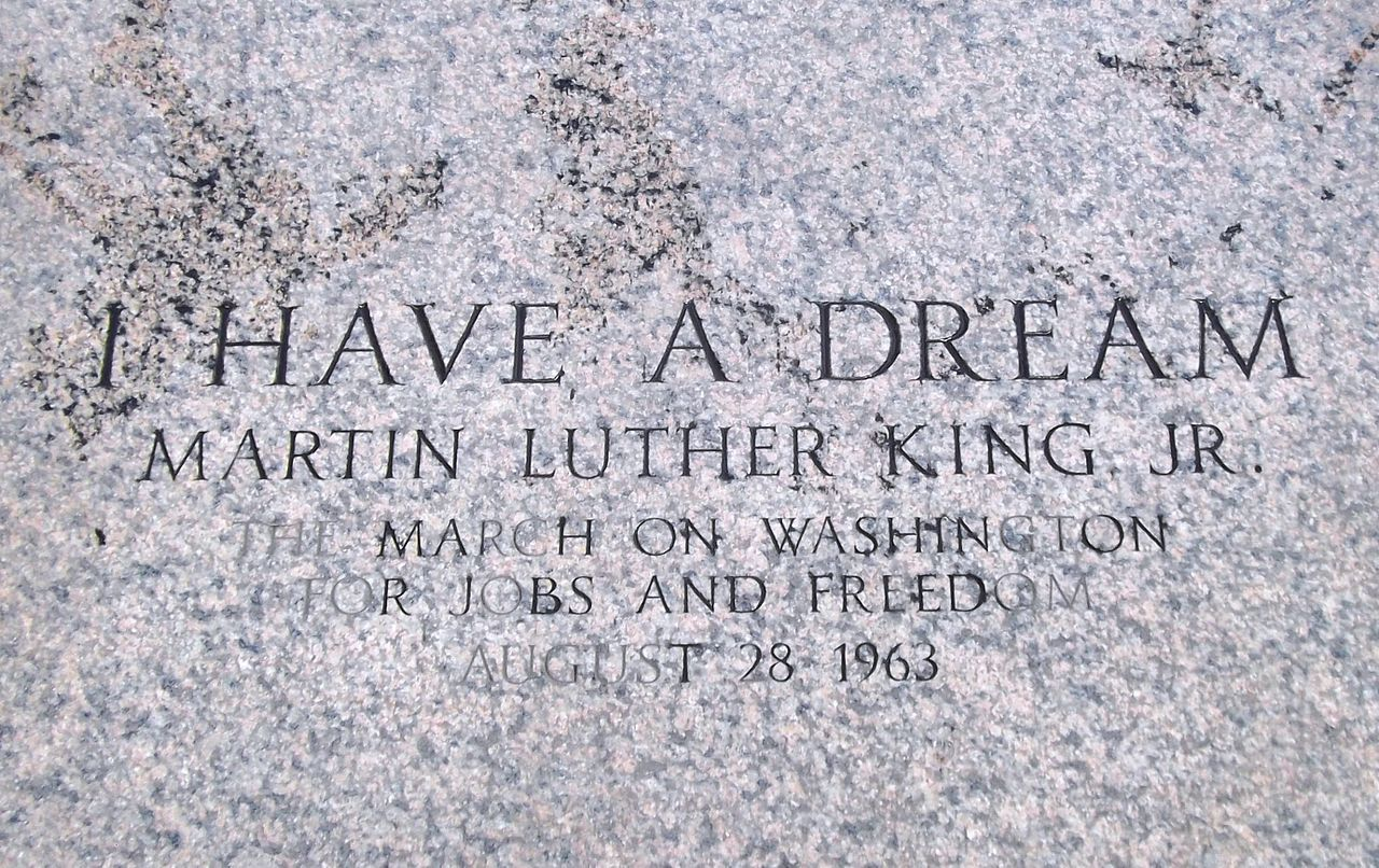 Dr Martin Luther King Jr I Have A Dream Speech Summary