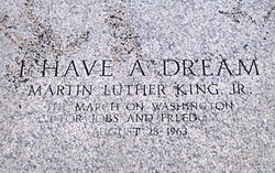 use of antithesis in i have a dream