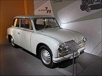 IFA P 70 Limousine