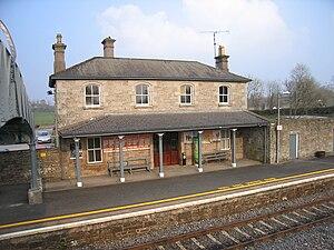Dromod - Railway station