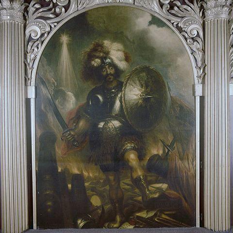 File interieur schilderij de oorlog jan lievens 39 s for Interieur lievens