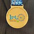 IPhO-2019 07-14 medal Gold front.jpg