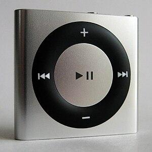 IPod Shuffle - iPod Shuffle (4th generation)