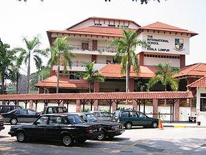 Ampang, Selangor - International School of Kuala Lumpur (ISKL) secondary campus