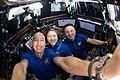 ISS-60 crew members take a selfie inside the Cupola.jpg
