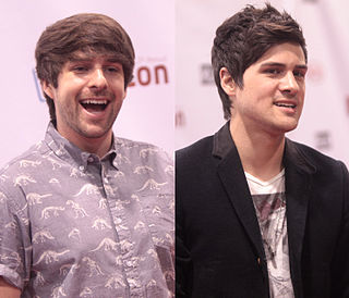 Smosh American sketch comedy YouTube channel founded by Ian Hecox and Anthony Padilla