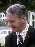 A photograph of Ian Smith