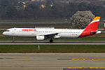 Iberia, EC-JQZ, Airbus A321-212 (26516205491).jpg