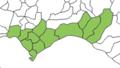 Iburi subprefecture map.png