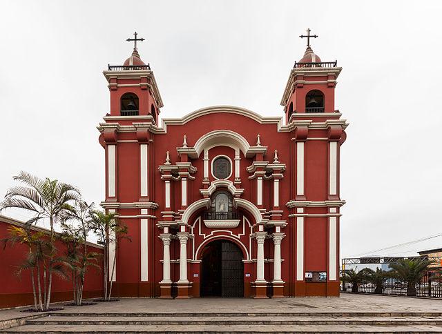 Santuario de Santa Rosa