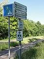 Illkirch (Bas-Rhin) véloroute piste des forts.jpg