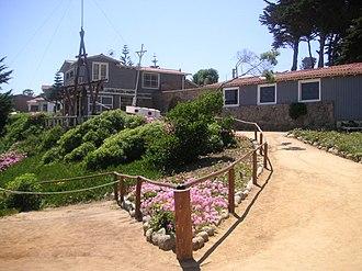 Casa de Isla Negra - Casa de Isla Negra.