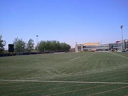 Image of Western Academy Of Beijing's Tiger Field!!.jpeg