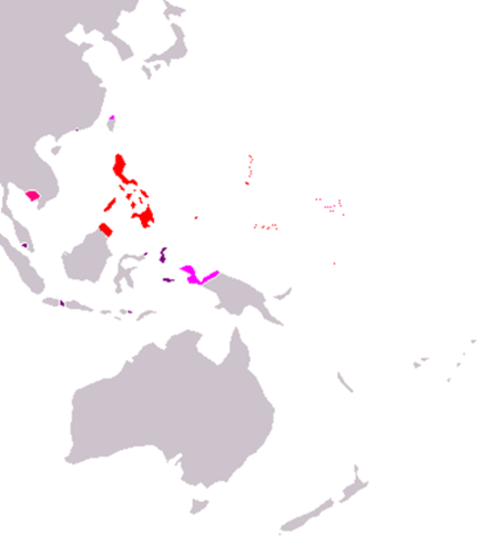 Spanish possessions in Asia and Oceania Imperio Espanol en Asia y Oceania.png