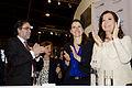 Inauguró el Salón del Libro de París 2014 (13298788834).jpg
