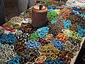 India 2007 Delhi bracelets janpath market (2129389201).jpg