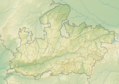 India Madhya Pradesh relief map.png