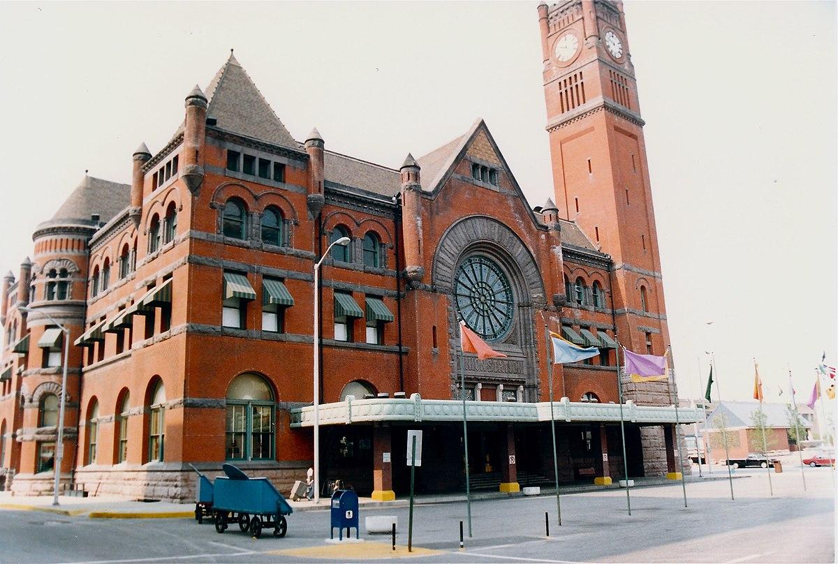 Indianapolis Union Station - Wikipedia