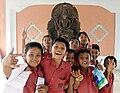 Indonesian kids in Museum.jpg