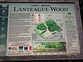 Information Board - Lanteague Wood, Llanteg - geograph.org.uk - 1011274.jpg