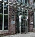 Infotafel - Bürohaus, Herrlichkeit 1 (Lage).jpg