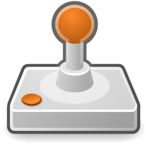 "English: ""Joystick"" icon from Tango ..."