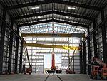 Inside the SpaceX Vandenberg Hangar.jpg