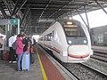 Intercity Vitoria Madrid en Burgos.JPG