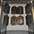 Interieur , Sint Barbarakapel, grafkapel met rouwborden - Breukelen - 20372460 - RCE.jpg