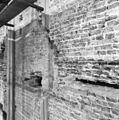 Interieur noordwand- neogothische schalk, gothische en neogothische dagkant, kettinganker. - Goedereede - 20078975 - RCE.jpg