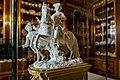 Interior of Hallwyl House - Porcelain Room - Johann Joachim Kaendler - Elizabeth of Russia DSC7339.jpg