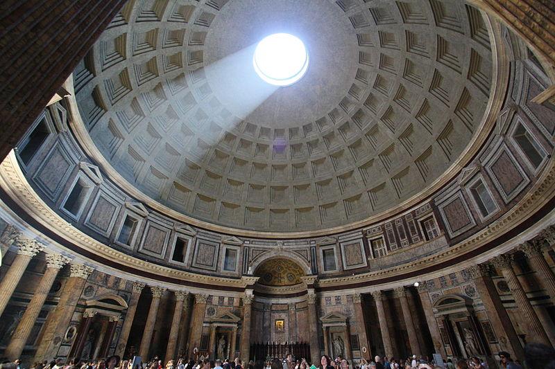 File:Internal Pantheon Light.JPG