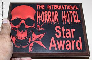 14 Days (film) -  International Horror Hotel 4th Place Award