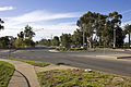 Intersection of Palm Ave, Wade Ave and Brobenah Rd in Leeton.jpg